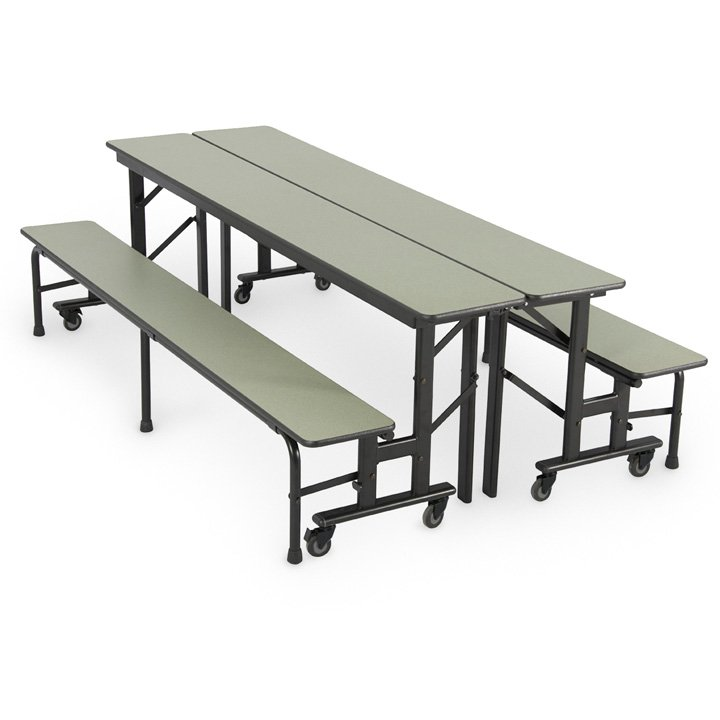 3in1 convertable - Cafeteria Tables
