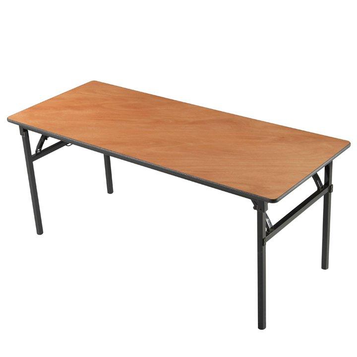 Portable folding table armor edge flt table sico for 12 wide table