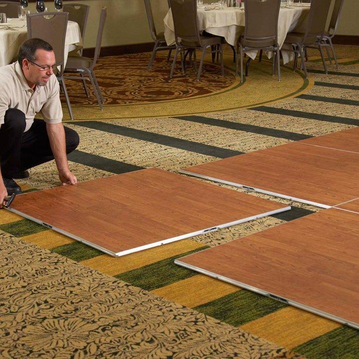 Portable Dance Flooring For Outside : Marley dance floors cam lam portable floor sico
