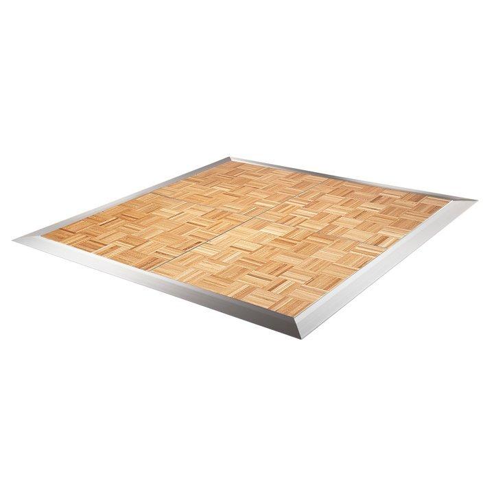 Dance Flooring CamLock Portable Dance Floor SICO - Snap lock dance floor for sale