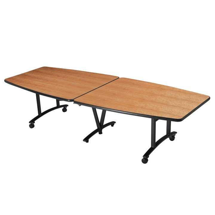 Conference Table Folding Rolling Tables SICO - Collapsible conference table