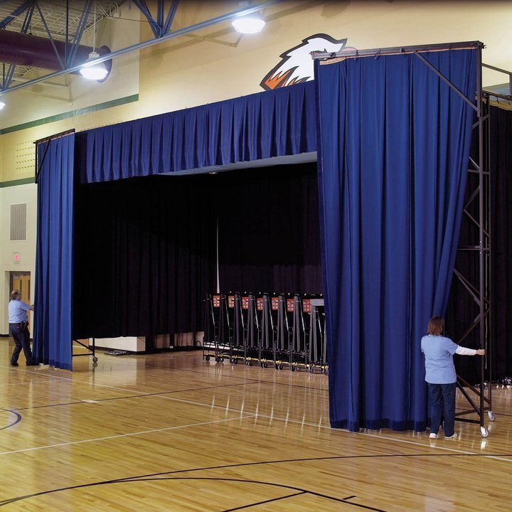 Folding Stage Insta Theatre Performance Stage Sico