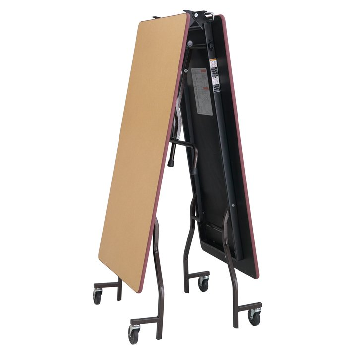 Incroyable Portable Folding Table | Rolling Folding Tables | SICO