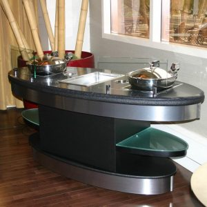 Ovation Induction Cooking Station
