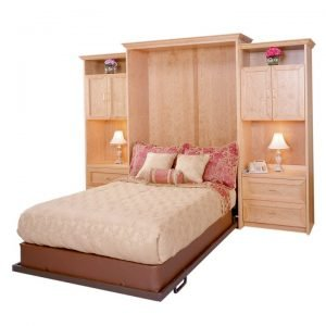Room Makers Wallbed System Vertical-Fold