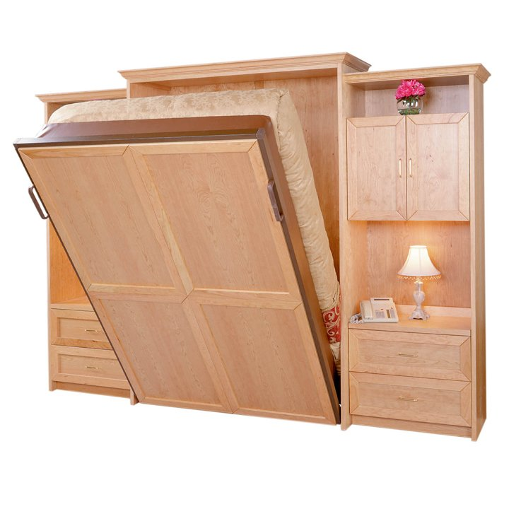 Murphy Wallbed Room Makers System Vertical