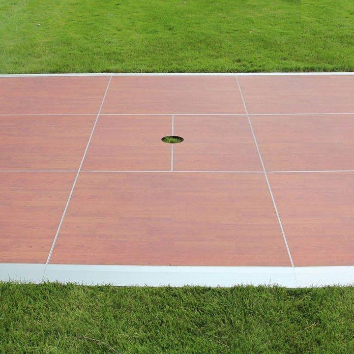 Portable Dance Flooring For Outside : Portable dance floor starlight ii