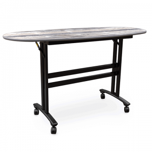 Stylish Conference Table with wheels