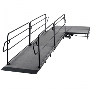 ada access stage ramp