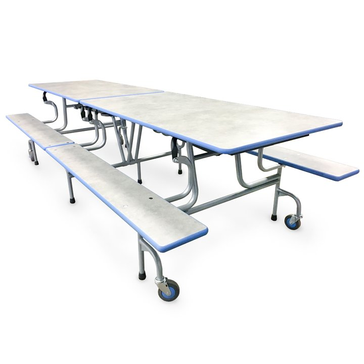 by65 bench table - Cafeteria Tables