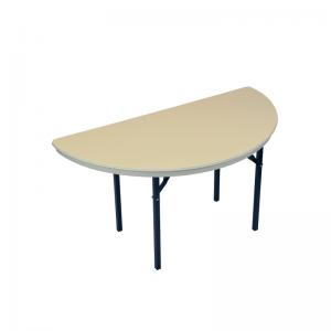 Sico-Veri-Lite-Folding-Leg-Table-HalfRound-152cm